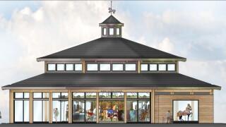 Crew to begin building Buffalo Heritage Carousel Wednesday
