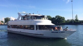 Want to spend your summer on the water? Grand Lady Cruises offering tours and cruises next Saturday