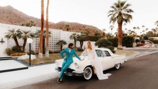 Las Vegas company offering  drive-thru weddings amid COVID-19 pandemic