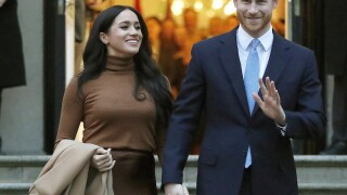 Prince Harry and Meghan sign production deal with Netflix