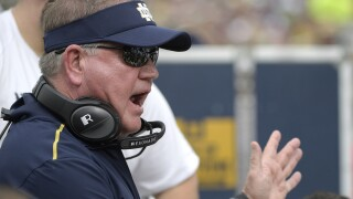 Notre Dame postpones football game against Wake Forest due to positive COVID-19 tests