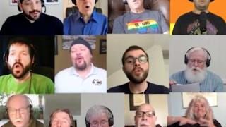 Buffalo Gay Men's Chorus goes virtual