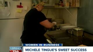 Women in business: Michele Tingue
