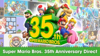 Nintendo unveils Super Mario 3D All-Stars, other titles as Super Mario turns 35