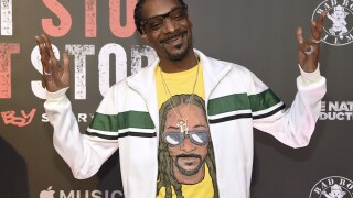 26 years after releasing 'Gin and Juice' Snoop Dogg unveils own 'laid-back' gin