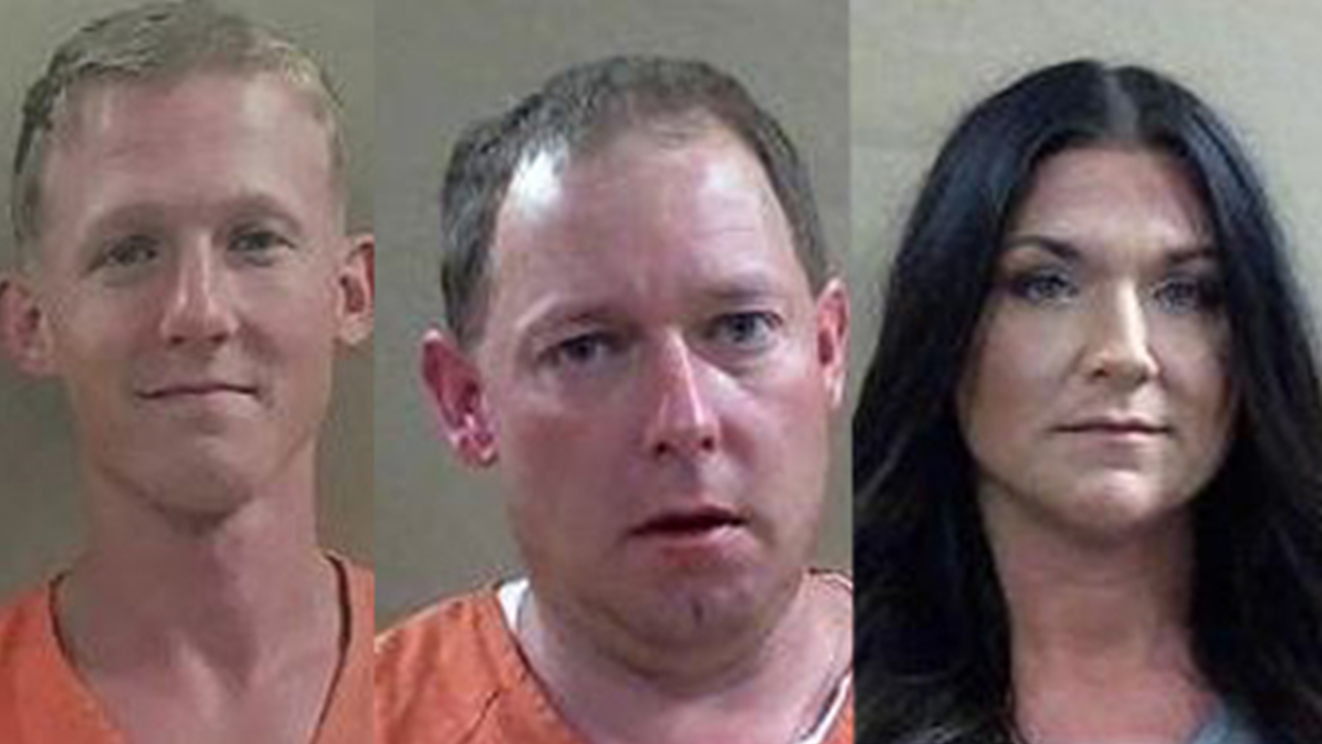 Court documents show how 3 people helped Kirby Wallace while