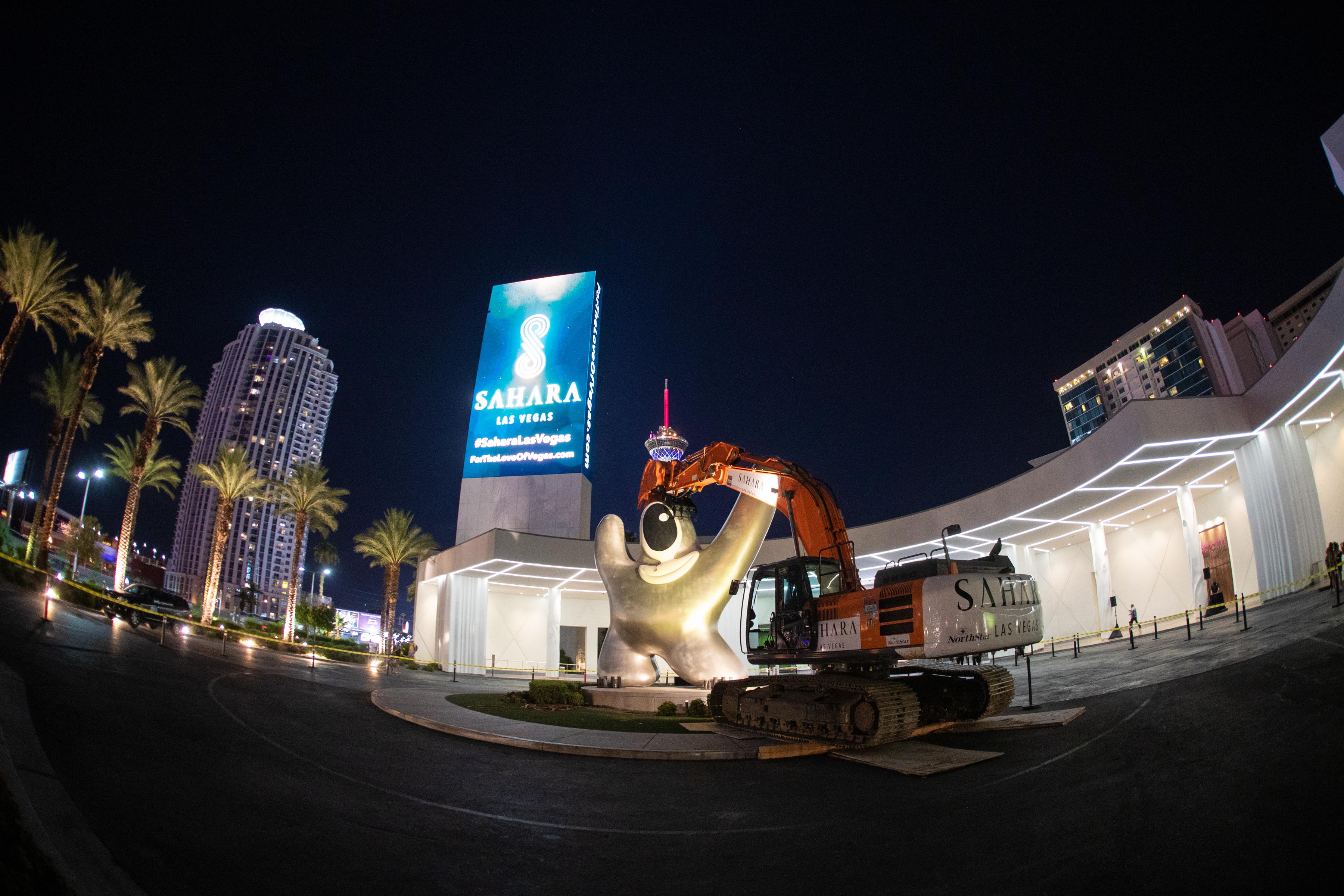 Sahara Las Vegas To Debut Contactless Solutions Upon Reopening