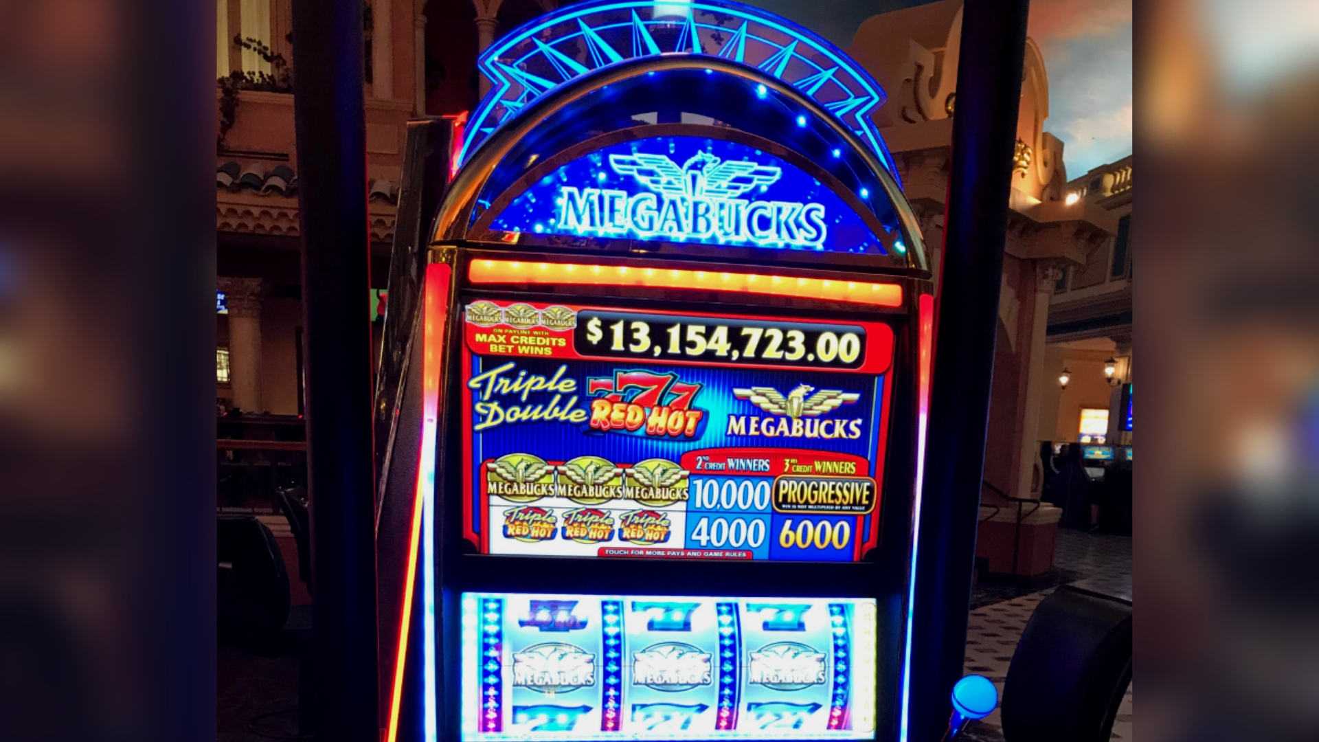 Igt mega jackpot winners nugget casino dayton nv