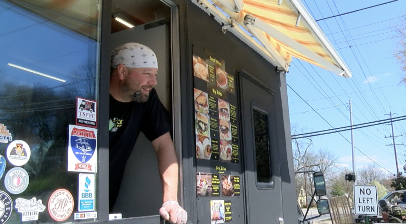 Ohio food trucks doing more than just feeding people amid COVID-19 crisis