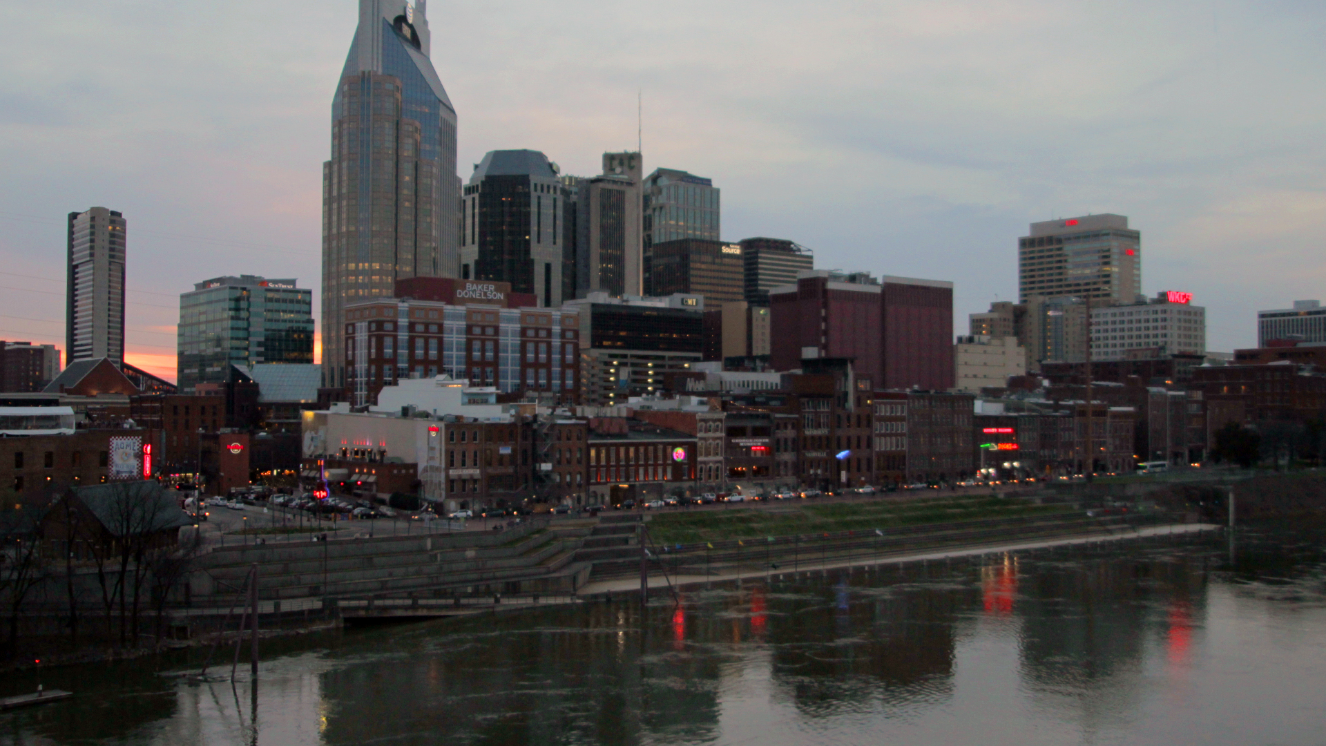 Televised New Year S Eve Celebration In Nashville To Air On Newschannel 5