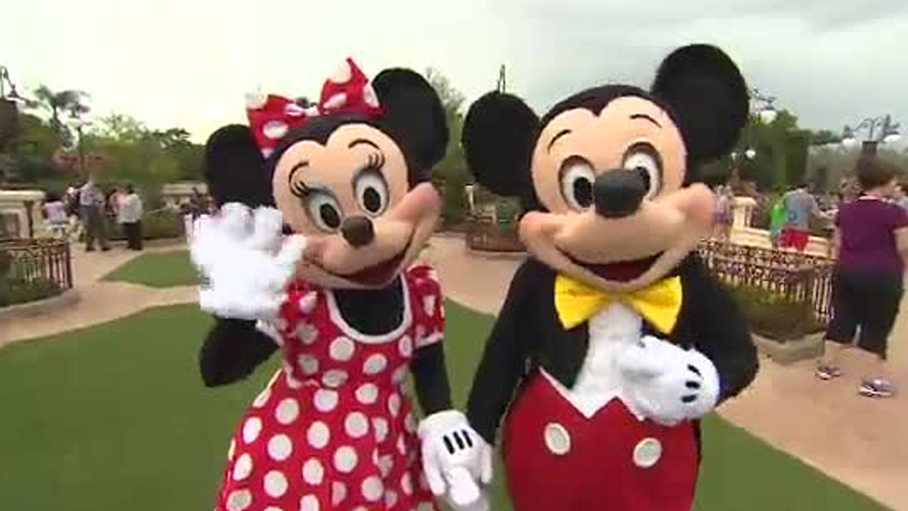 Mickey And Minnie Mouse Turn 91 Years Old On Monday