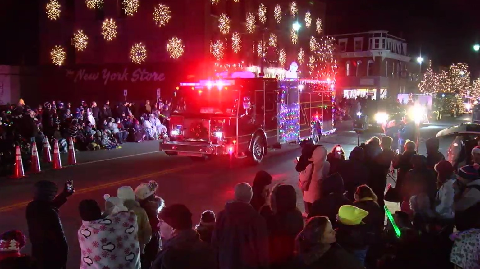 Lancaster Christmas Parade 2020 Lancaster Christmasville Firetruck Parade canceled in 2020 due to