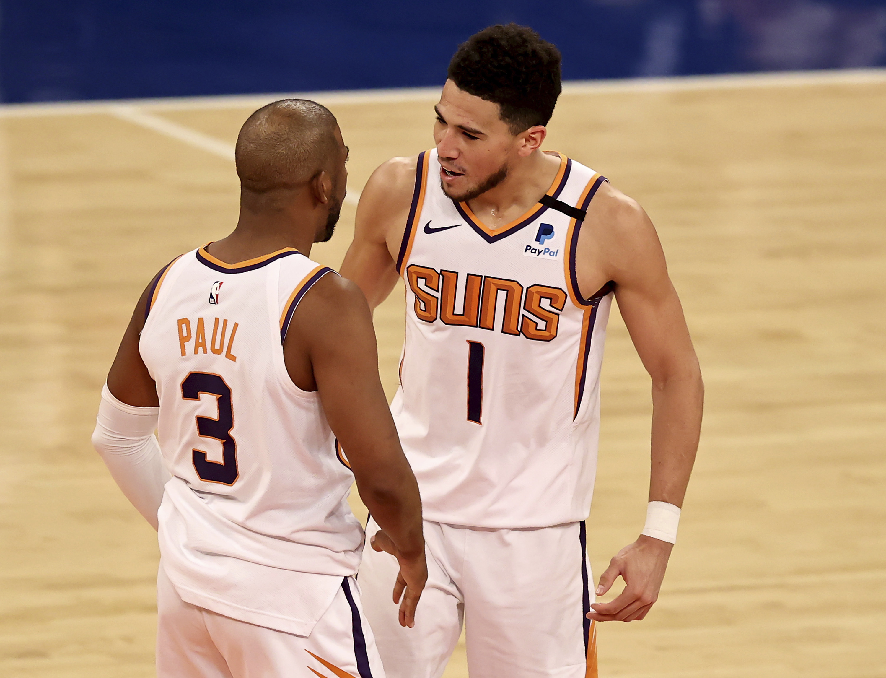 Celebrity Fans High Ticket Prices National Attention Yup The Phoenix Suns Have Arrived
