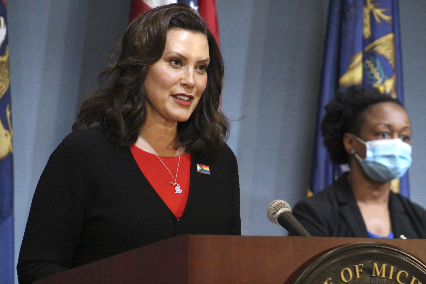 Gov Gretchen Whitmer Michigan Could Dial Back Reopening If Covid 19 Cases Continue To Rise