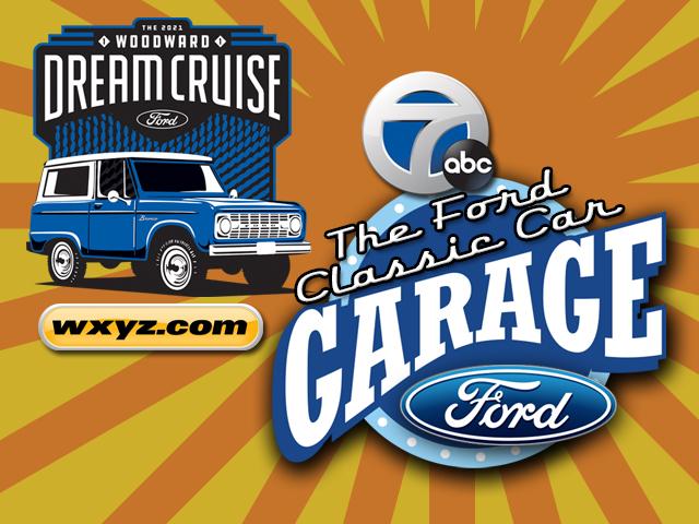 Ford Classic Car Garage