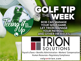 Golf Tip of the Week