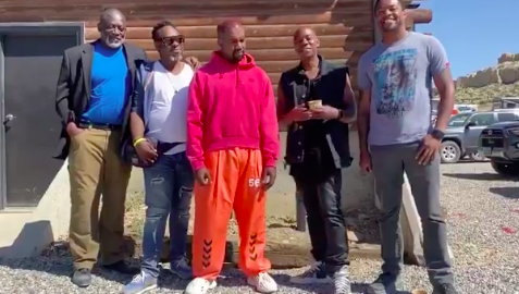 Video Shows Dave Chappelle Visiting Kanye West Following Reported Twitter Rant