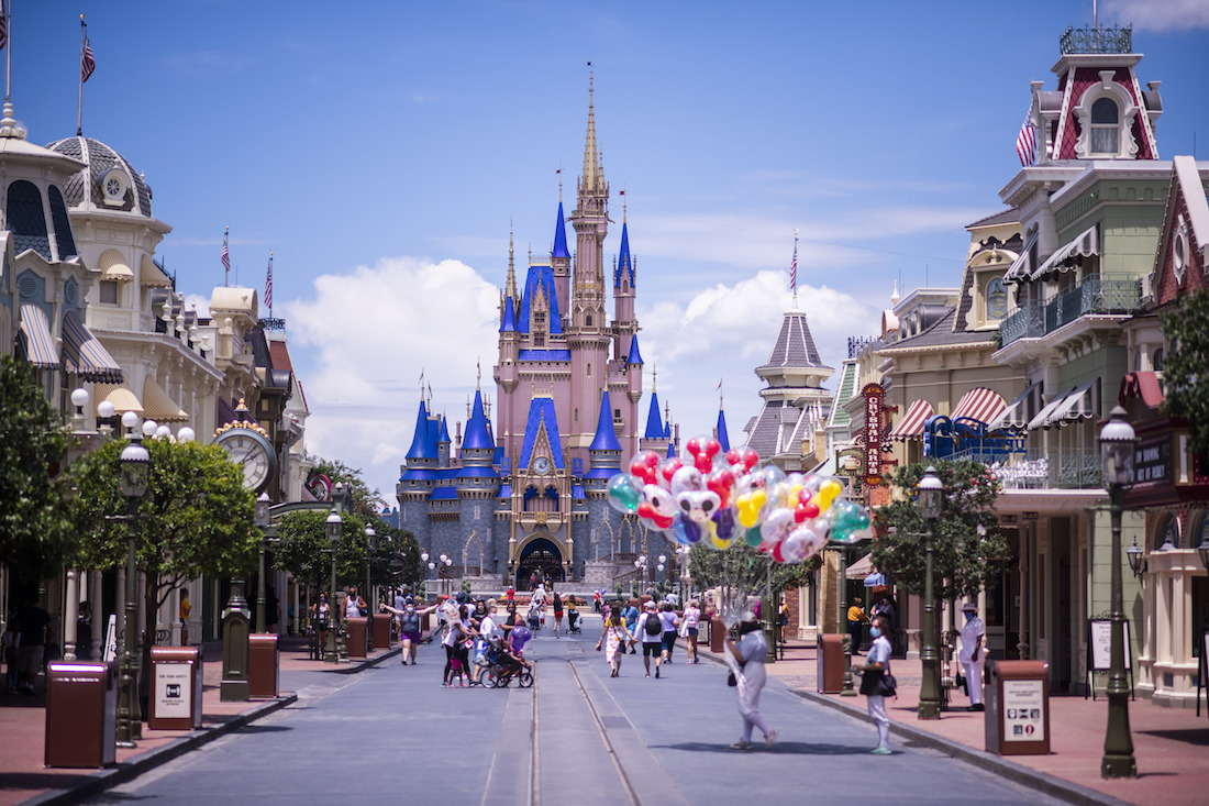 Disney lays off 28,000 employees at its theme parks