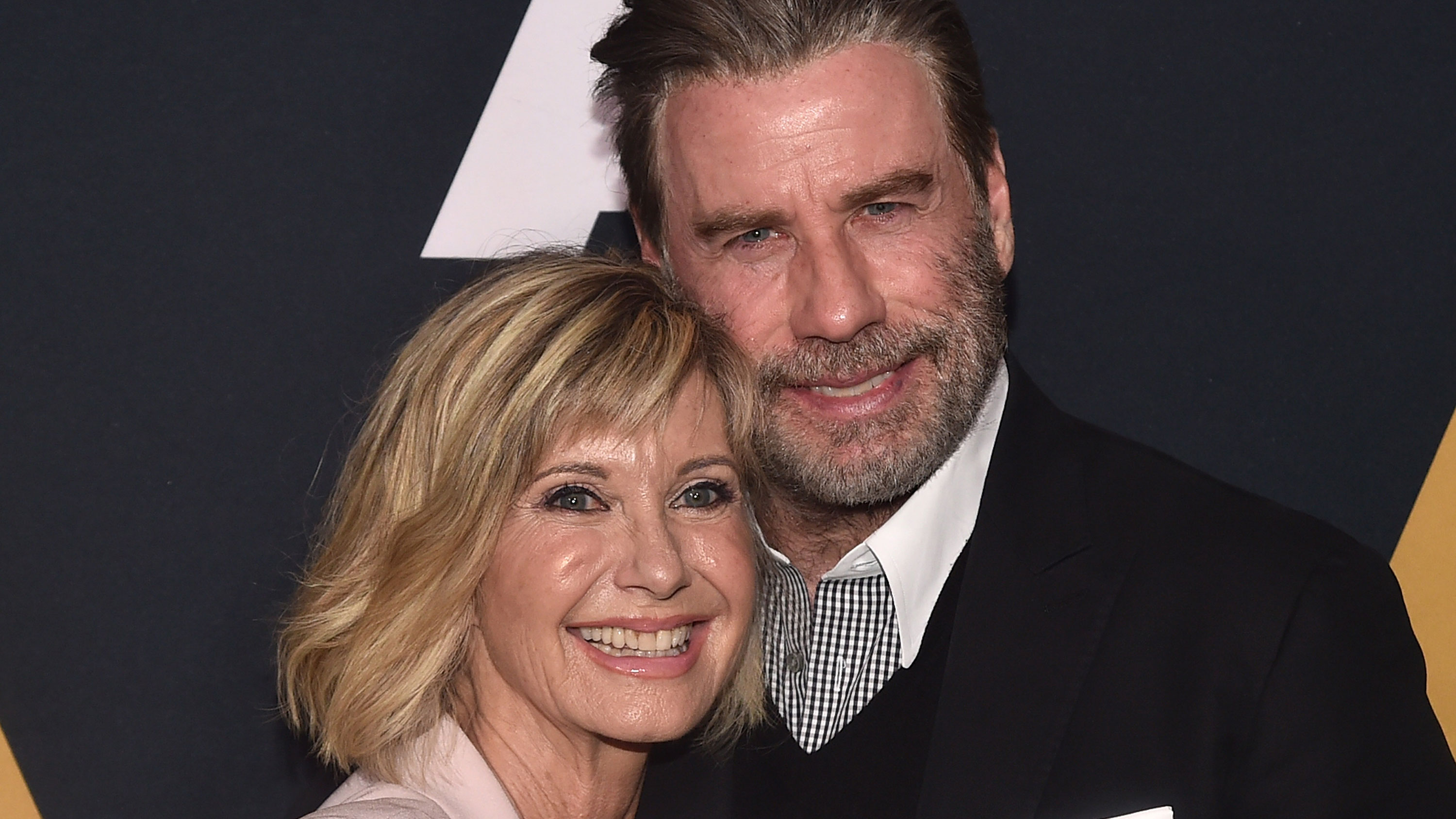 Olivia Newton John And John Travolta Bring Back Their Iconic Grease Characters