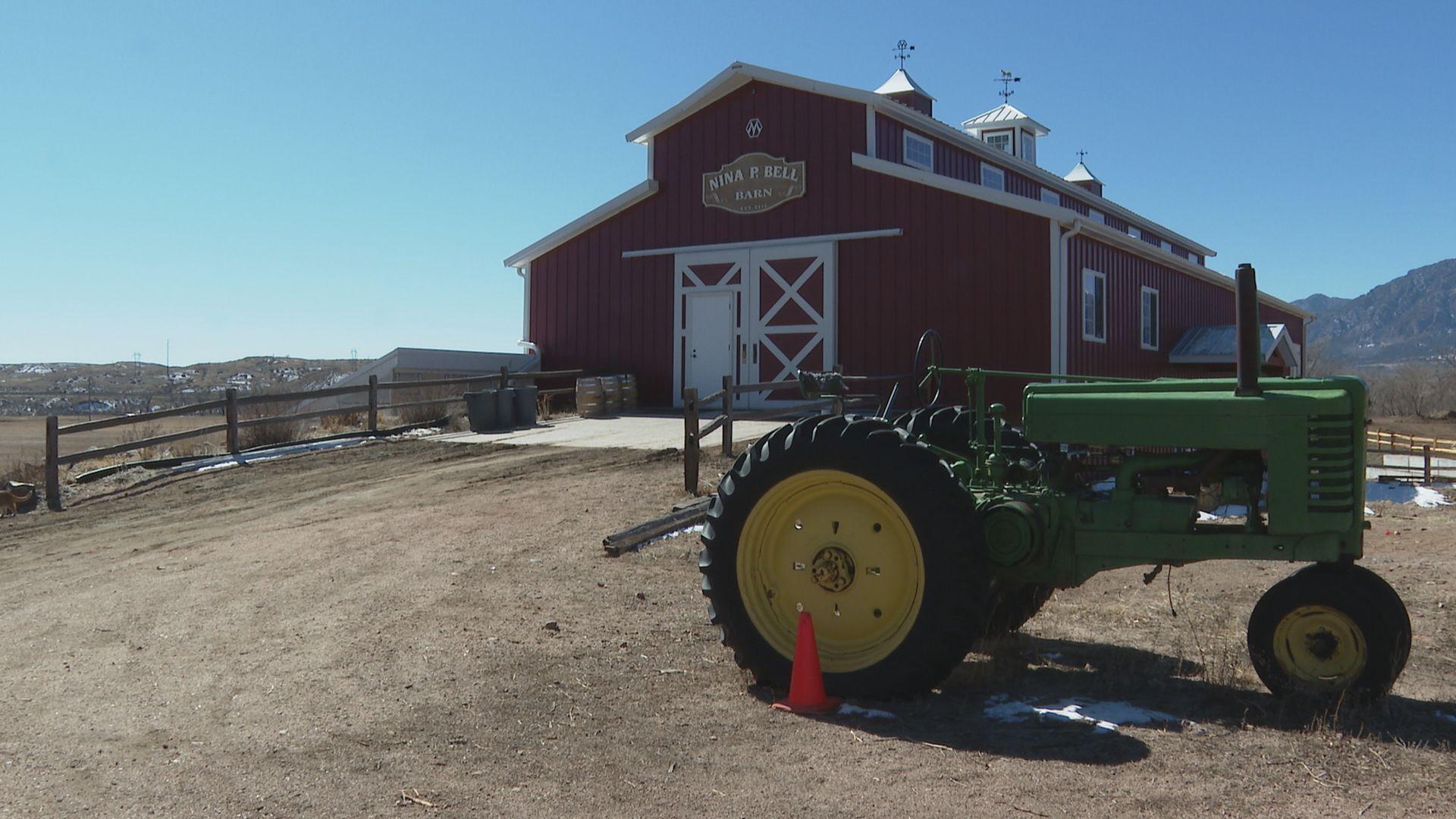 koaa.com - Bill Folsom - Flowers in its future; Venetucci Farm reopening