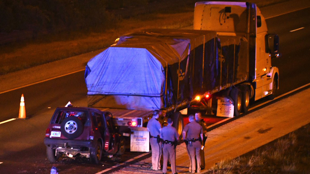 Plant City man killed after rear-ending semi on I-4 in