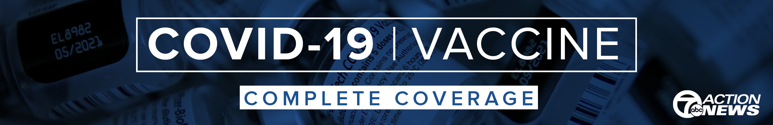 COVID-19 vaccine coverage