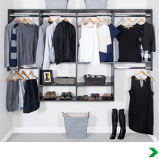 Menards Home Improvement Topic How To Love Your Closet