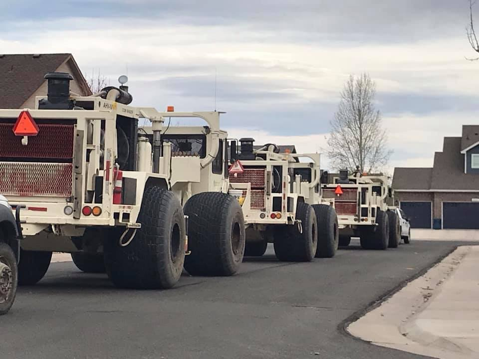thedenverchannel.com - Oil and gas 'thumping trucks' cause uproar