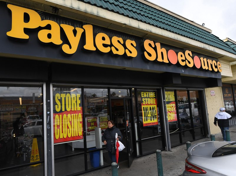 Payless Shoes closing sale: Any good deals?