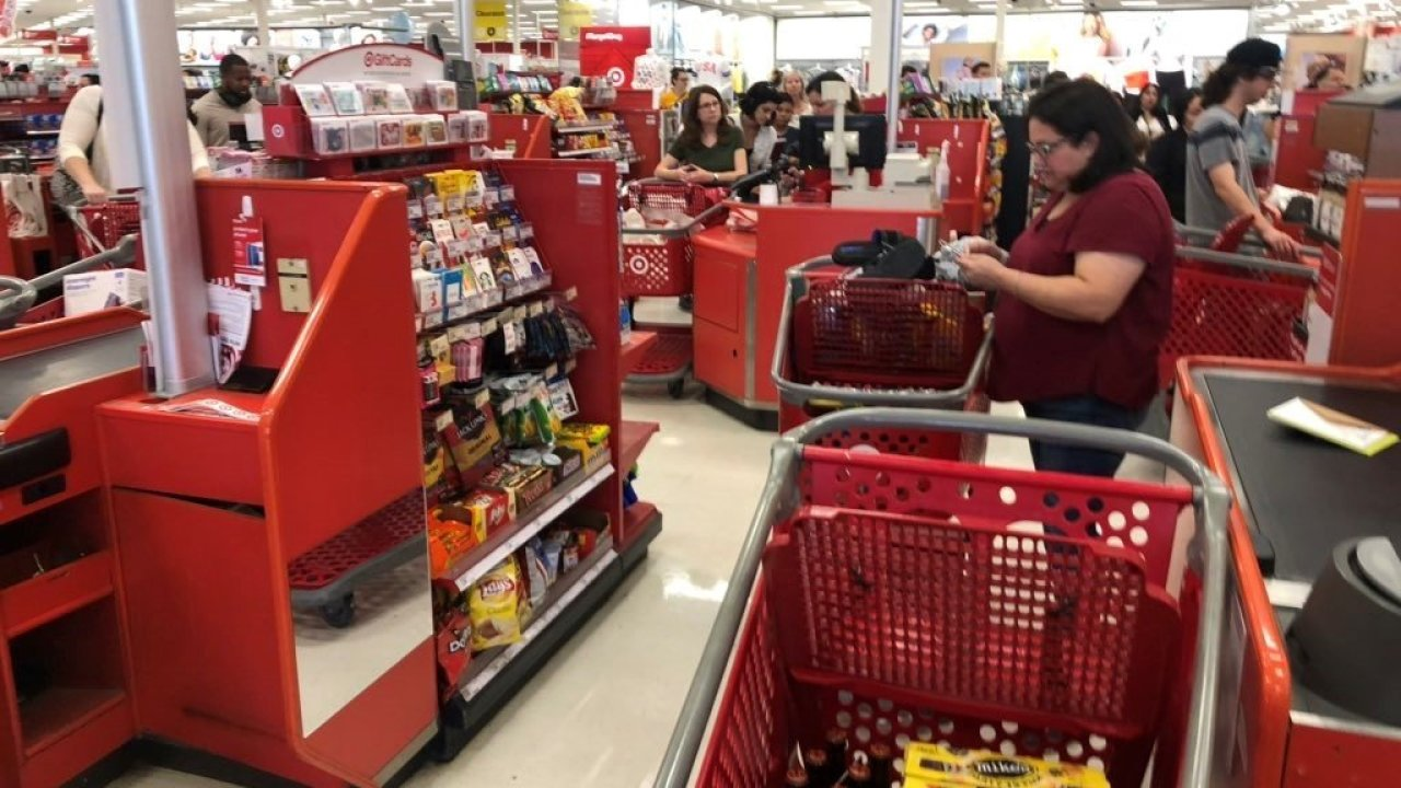 Target Cash Registers In Metro Detroit Back Up And Running After Nationwide Outage