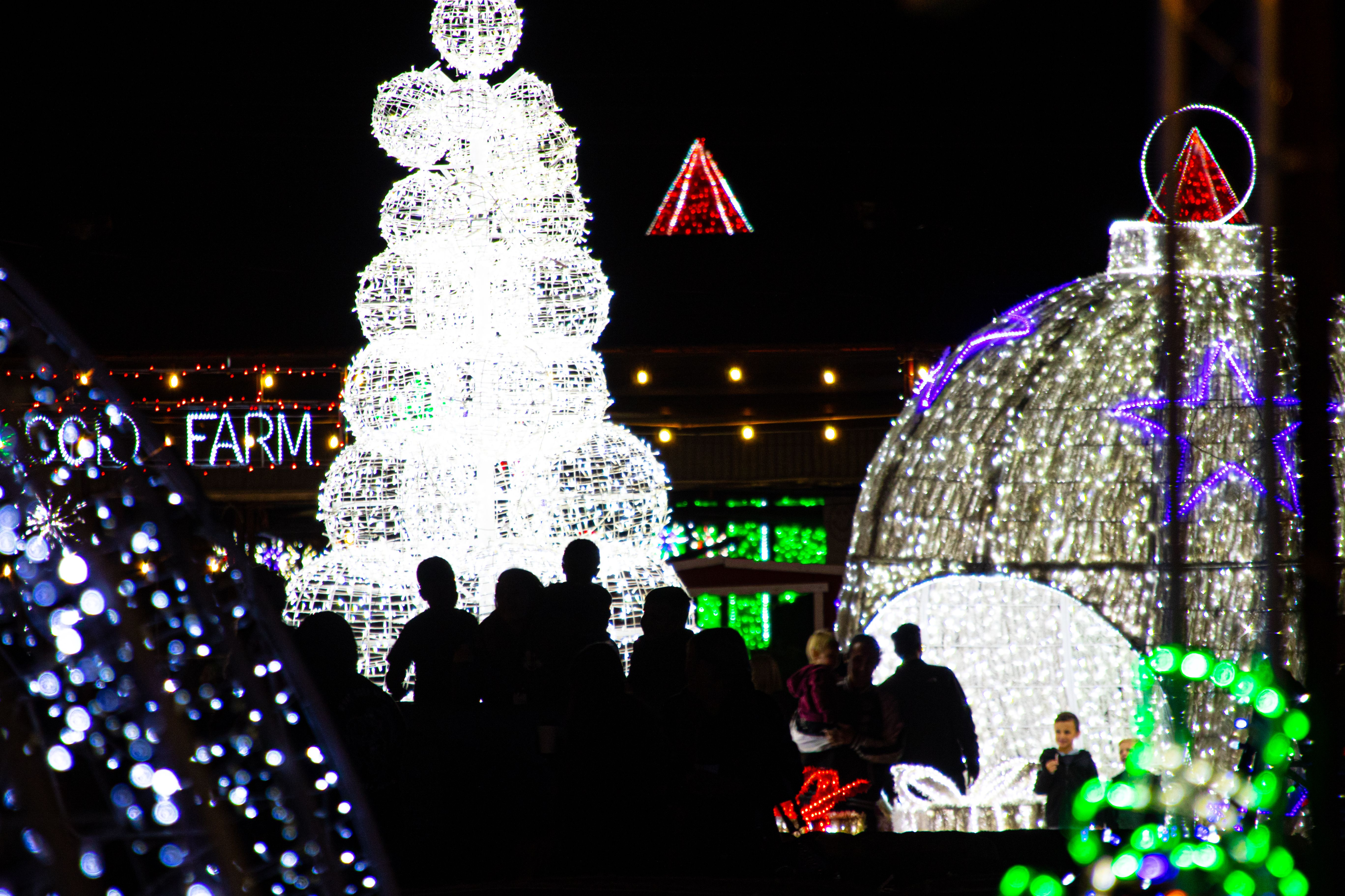 Restaurants In In Northern Colorado Open On Christmas 2021 2020 Christmas Lights In Phoenix Where To See Holiday Lights Around The Valley