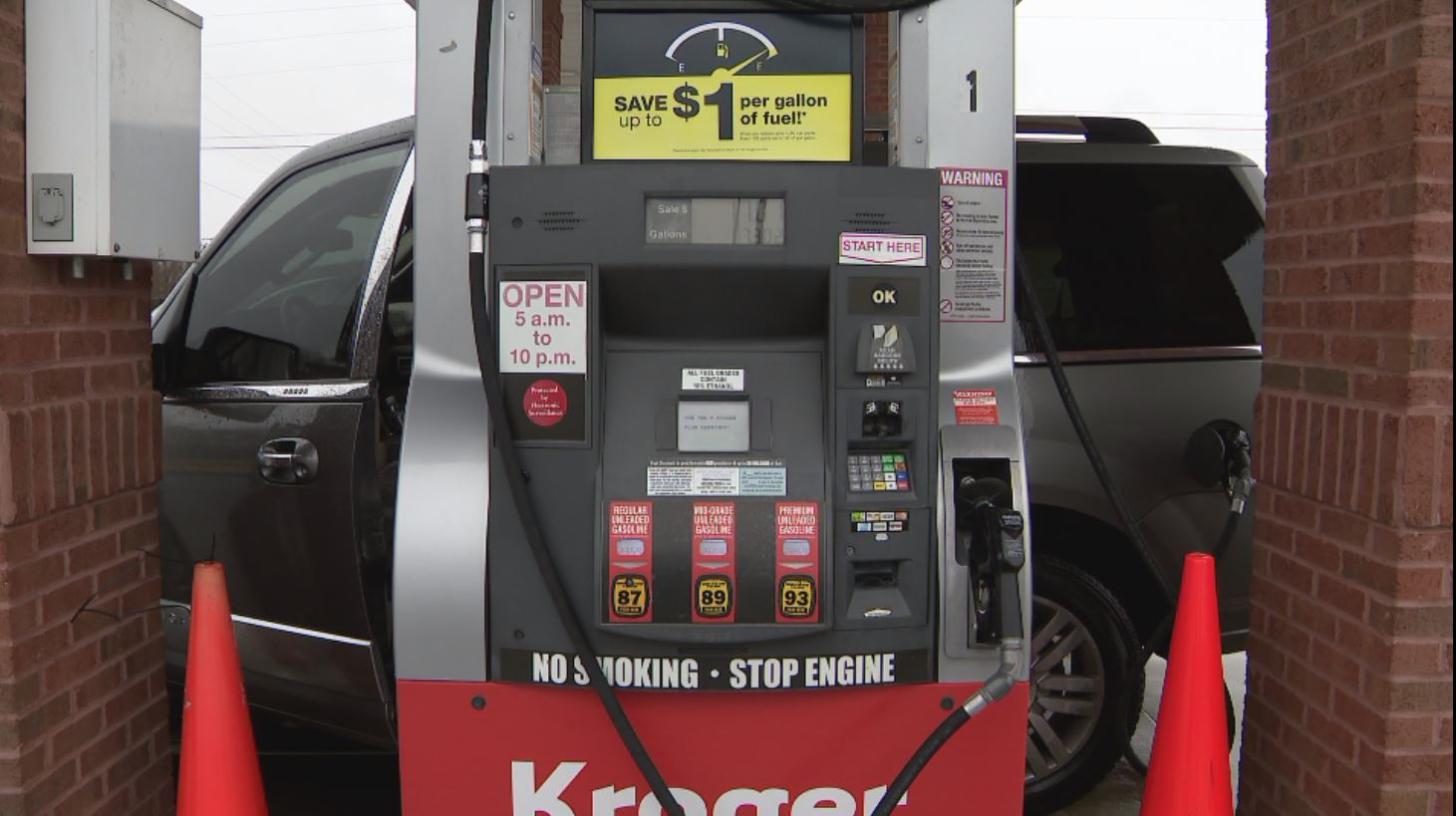 Gas Prices In Tennessee >> Gas Prices Back On The Rise In Tennessee