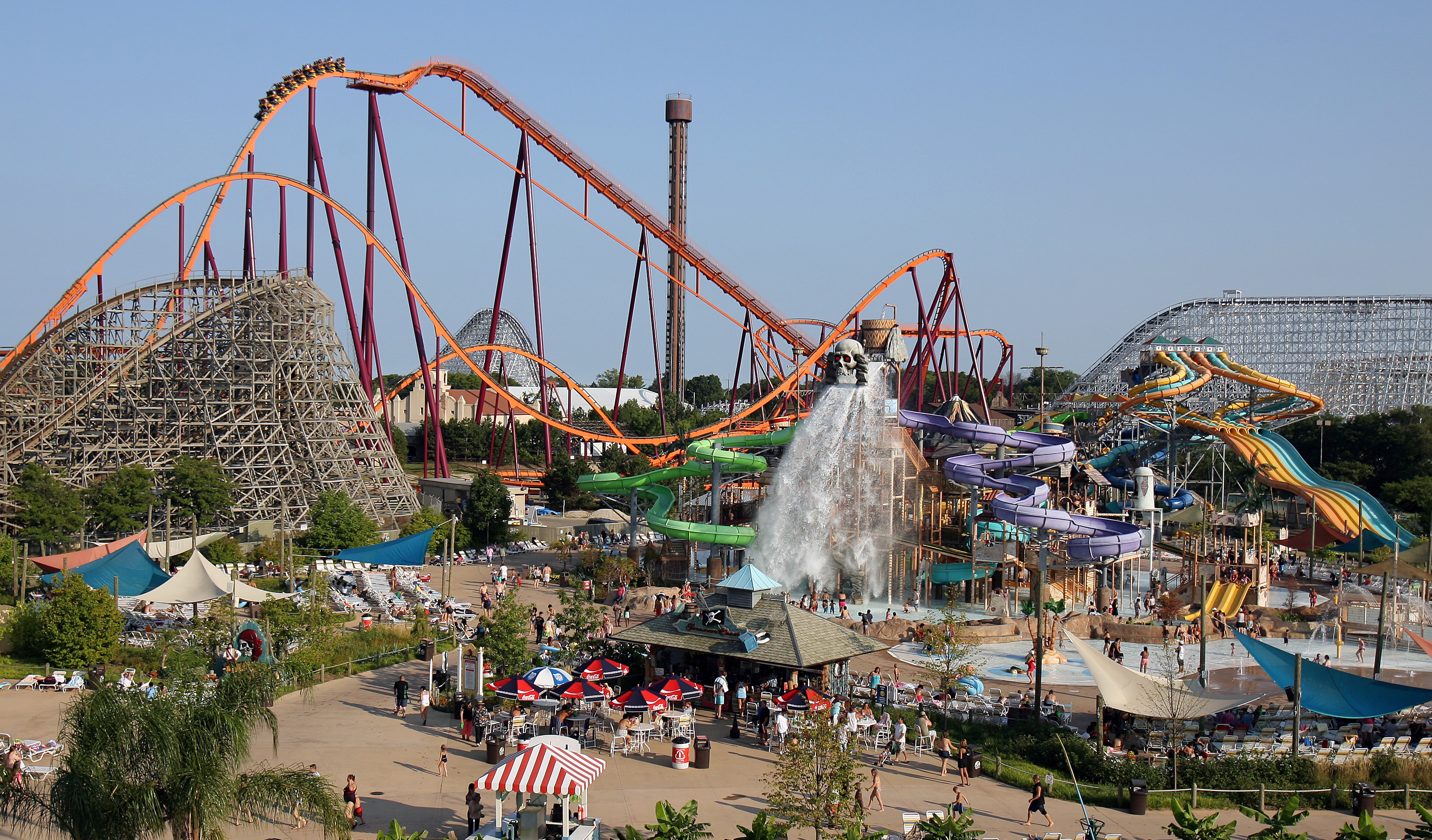 Six Flags Great America In Chicagoland To Reopen On April 24