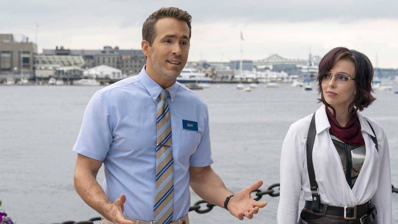 Ryan Reynolds scores in funny, provocative 'Free Guy'