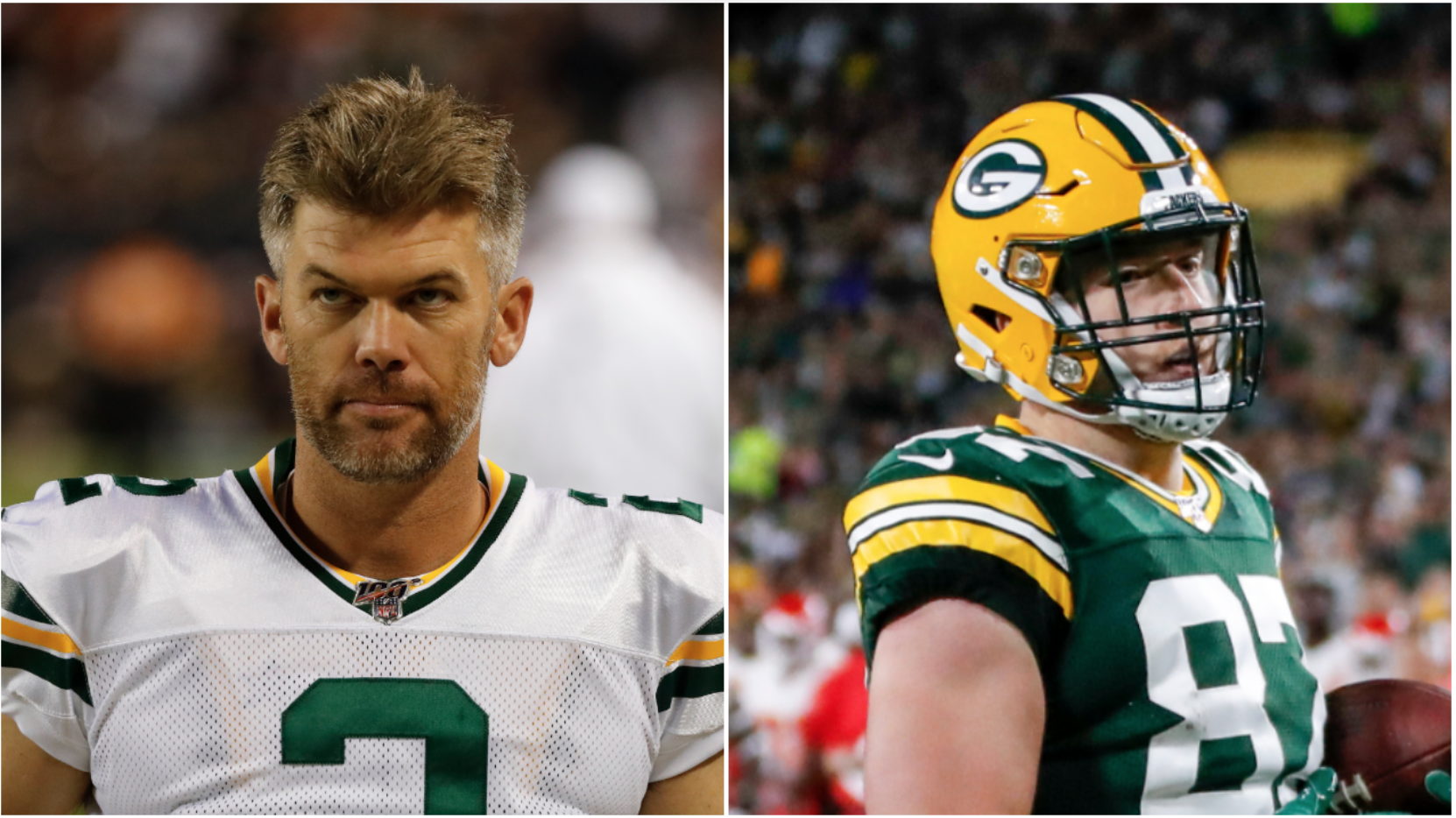 Packers Kicker Mason Crosby Te Jace Sternberger Added To Covid 19 Reserve List