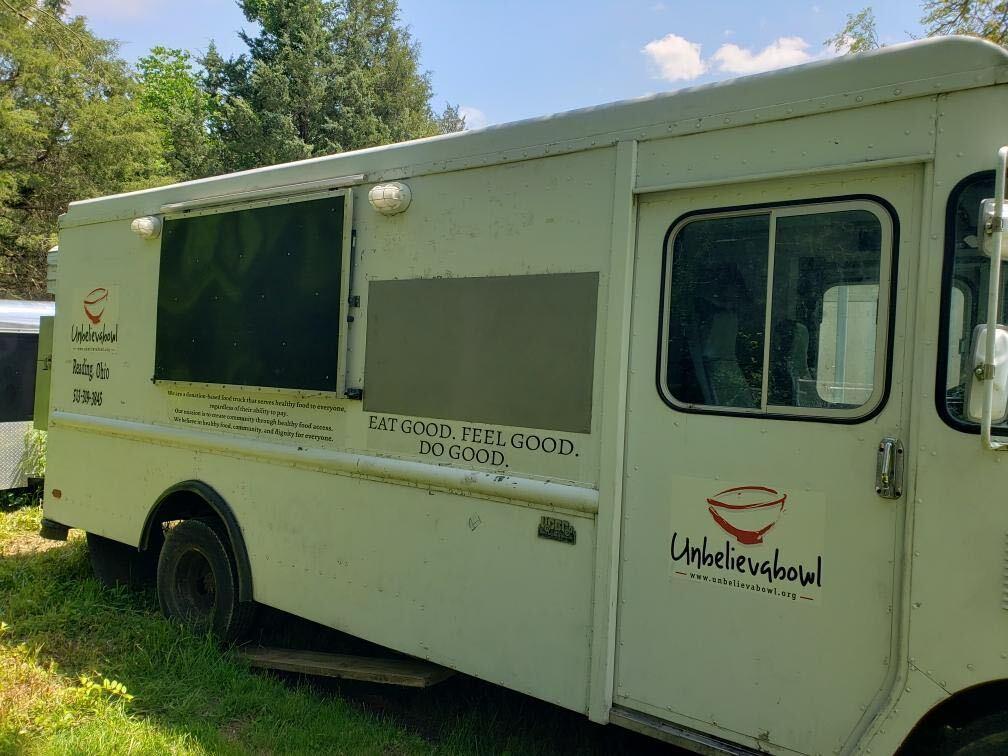 Cincinnati food trucks are raising money to keep charitable food truck in business