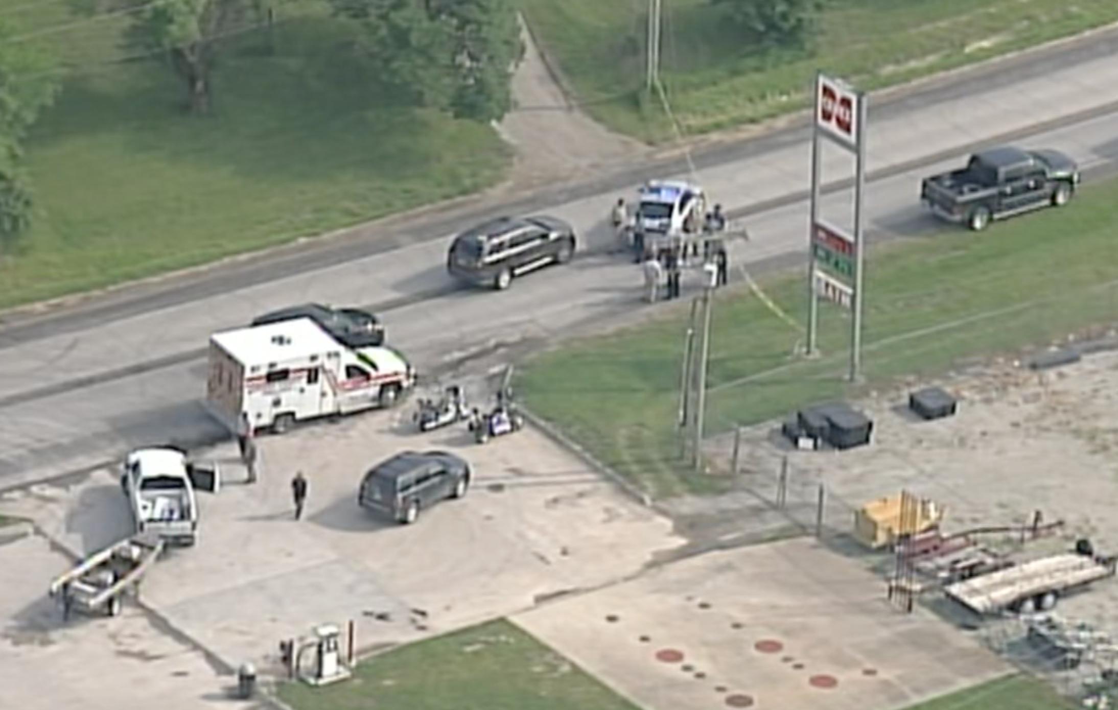 Trenton police officer shot during prisoner transport