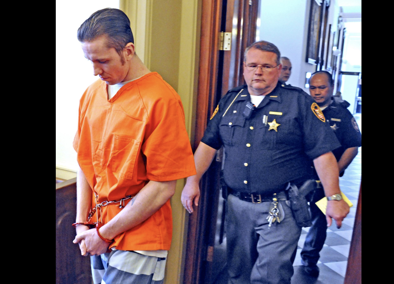 29 Year Old Orrville Man Sentenced To 15 Years To Life For Rape Of 5 Year Old Girl In 2017