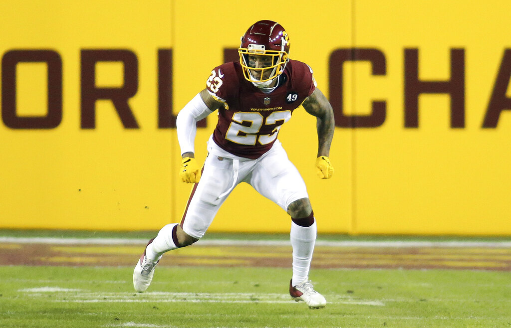 Ronald Darby believes fits scheme. And Mike Boone ready for chance
