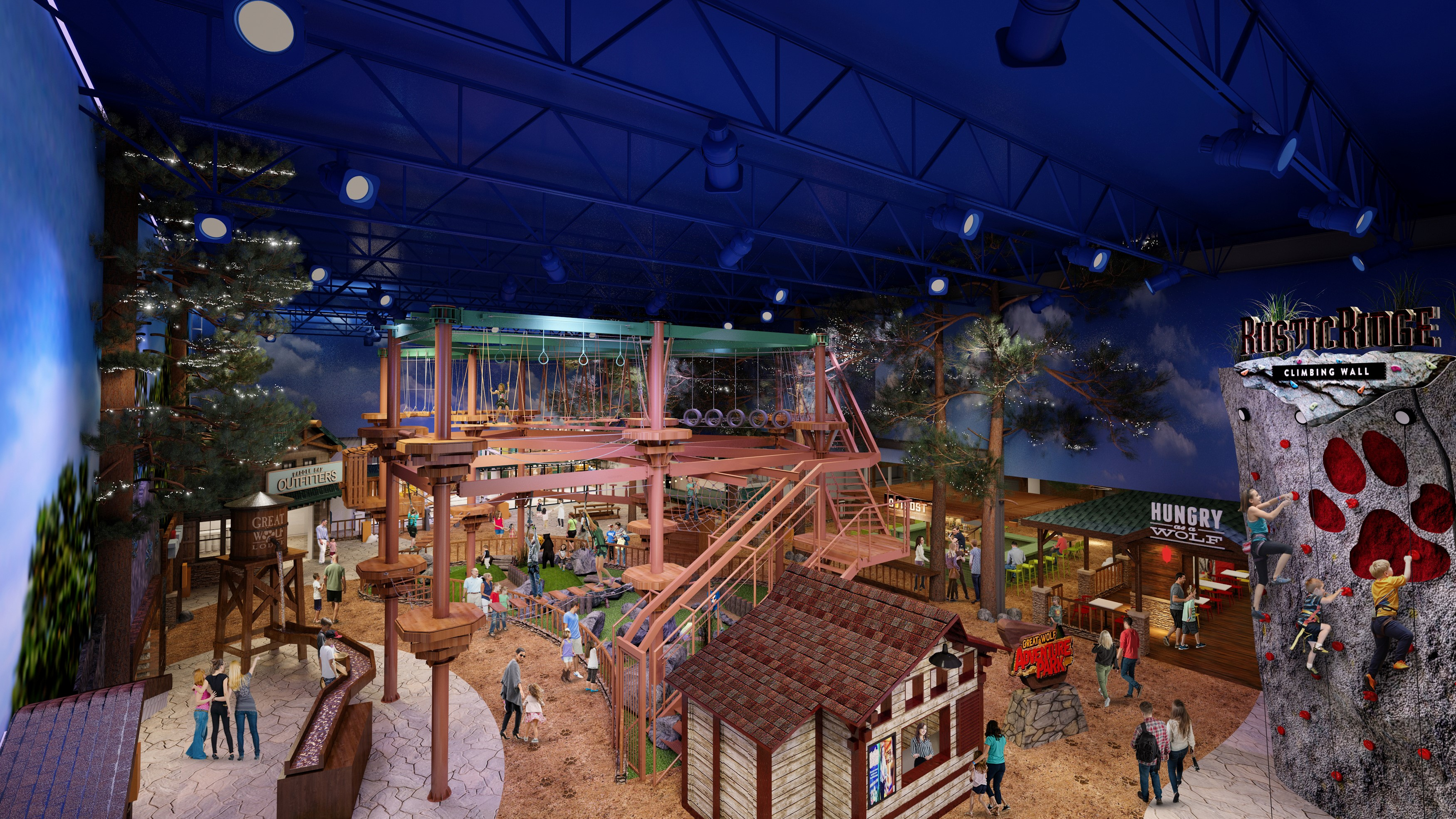 Great Wolf Lodge To Open Arizona Resort And Water Park In