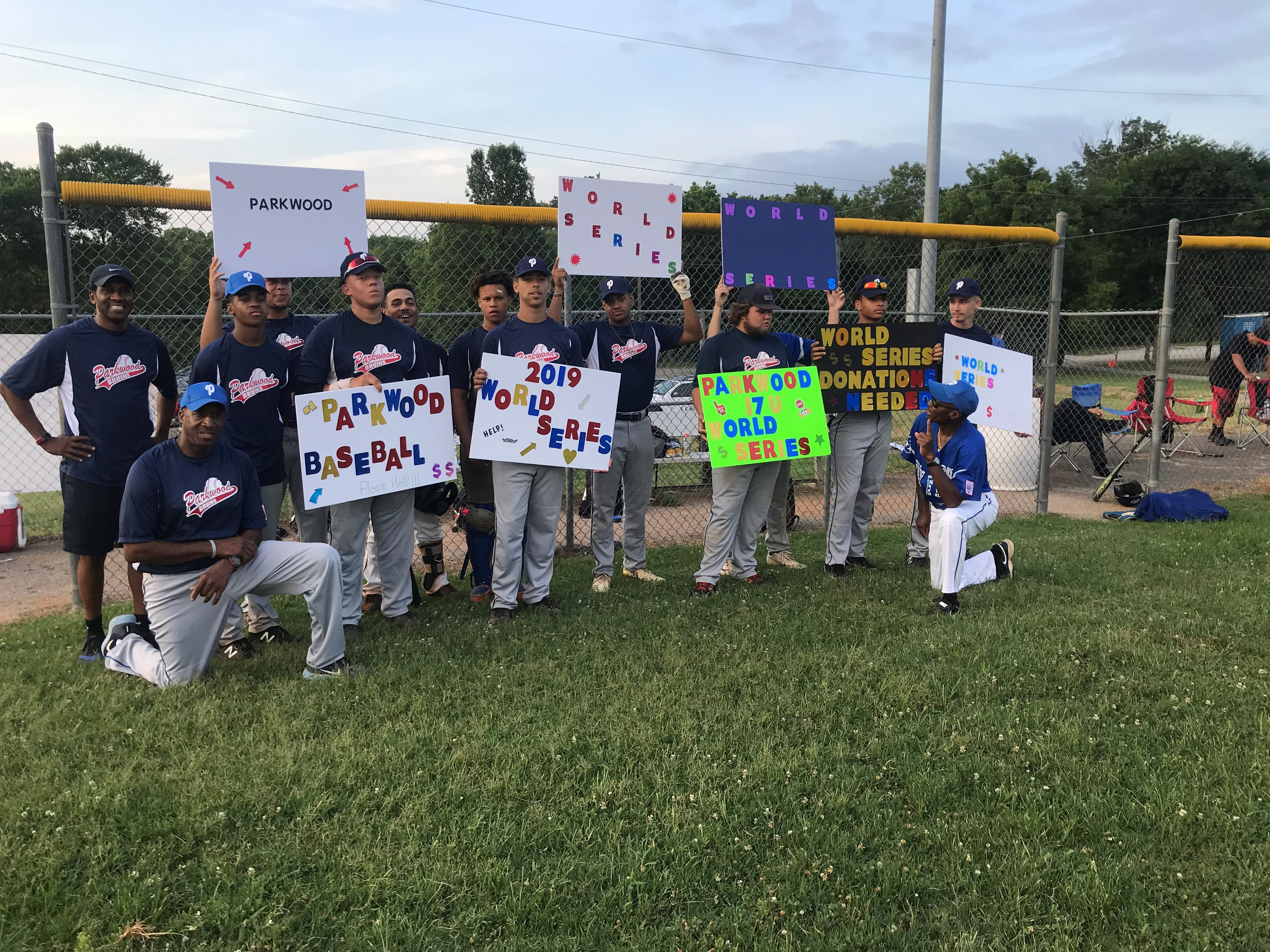 Inner-city baseball team is heads to world series for second time in
