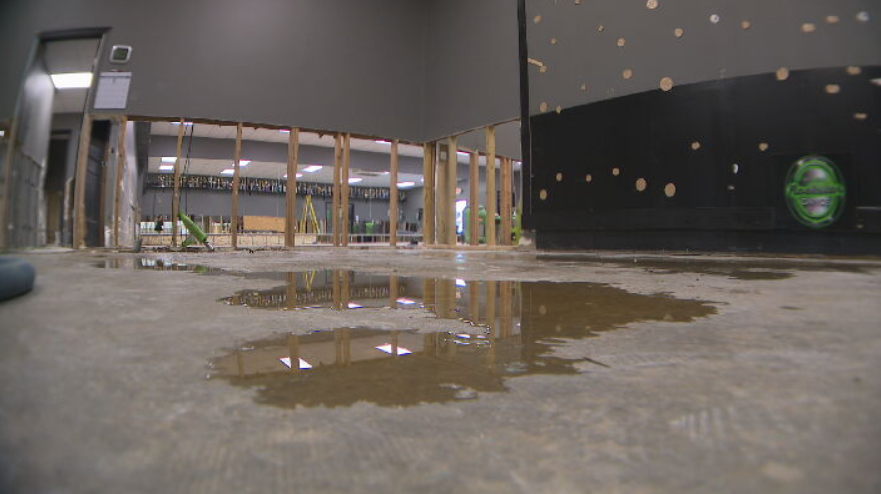 Valley Center Mall Businesses Face Temporary Closures After Recent Flooding