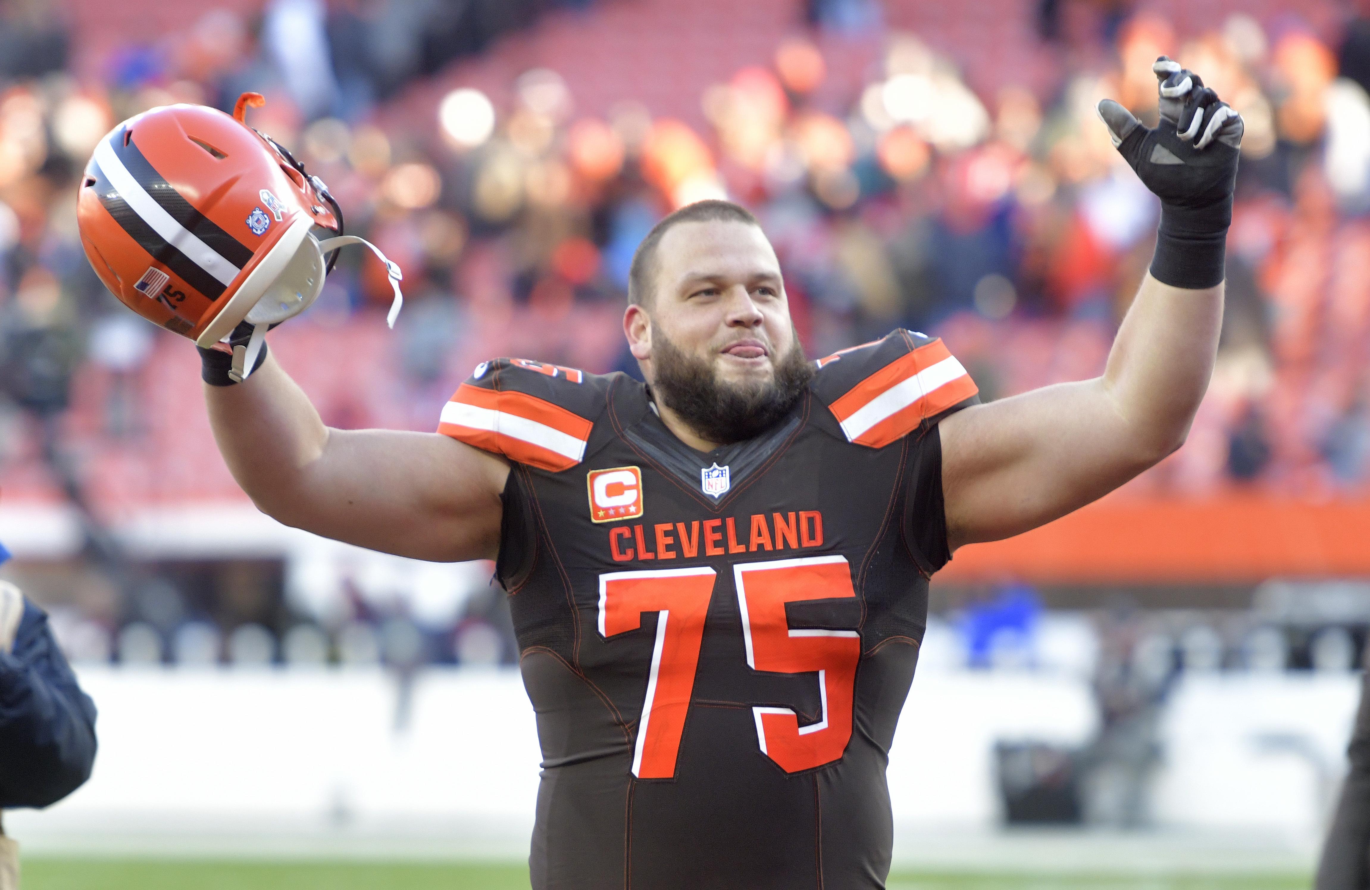 Joel Bitonio NFL Jersey