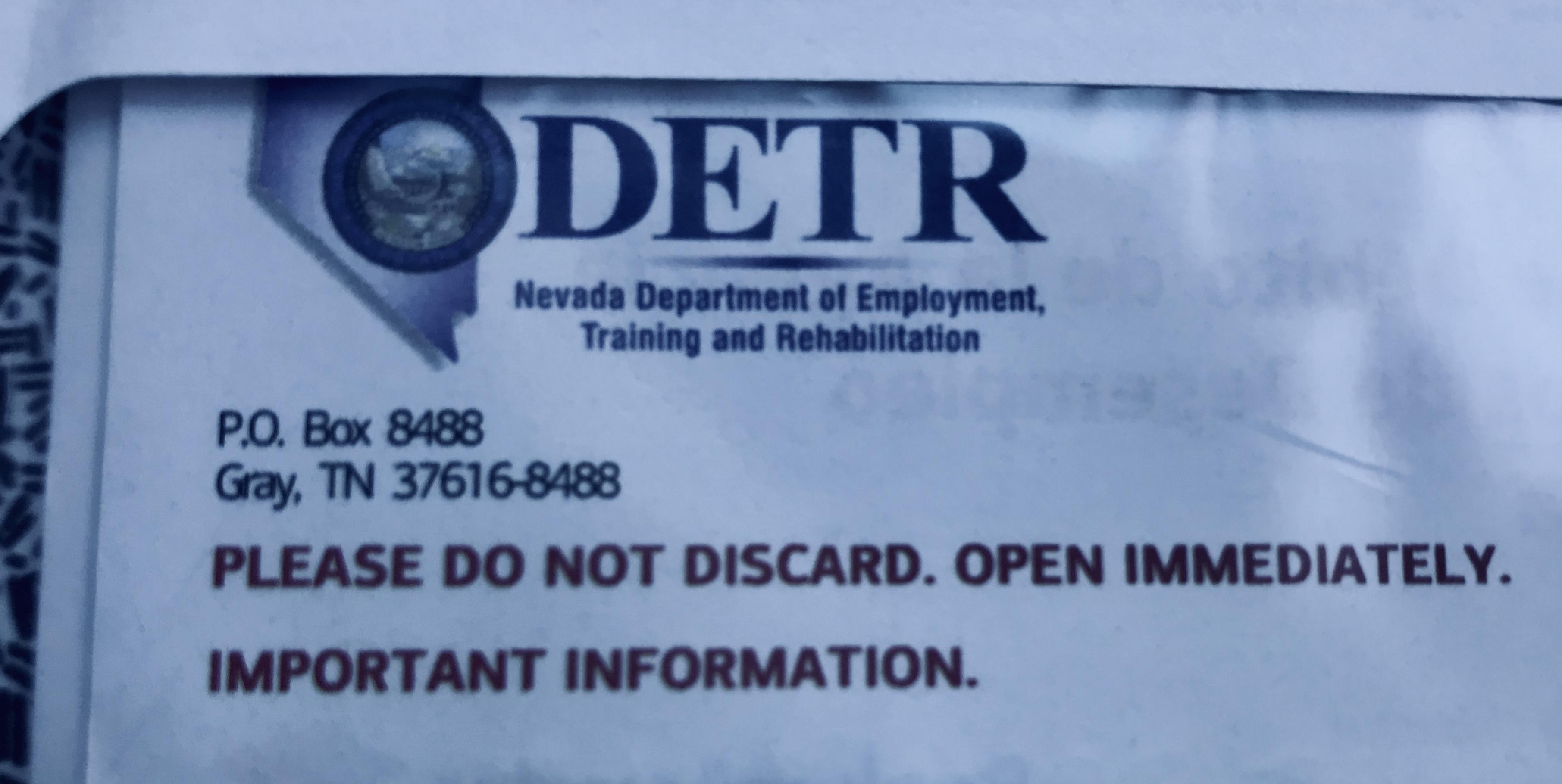 New Twist In Unemployment Frustration Reveals Detr Triple Pay