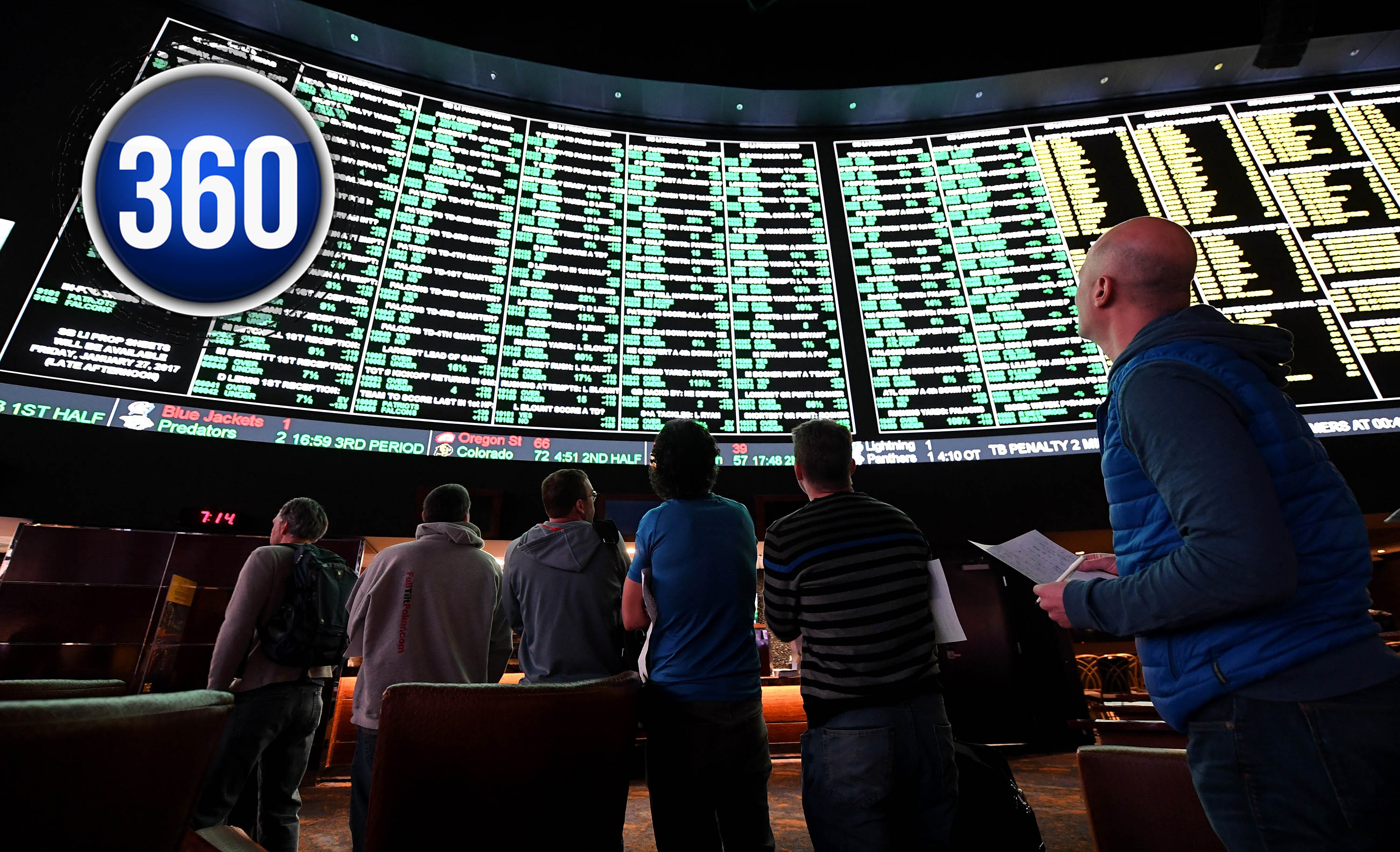 sports betting supreme court voting