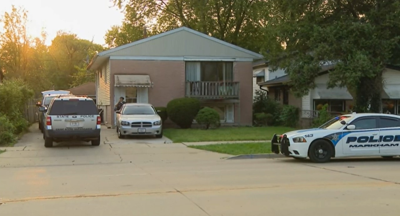 Dismembered body parts found in suitcase brought from Louisville to Chicago area