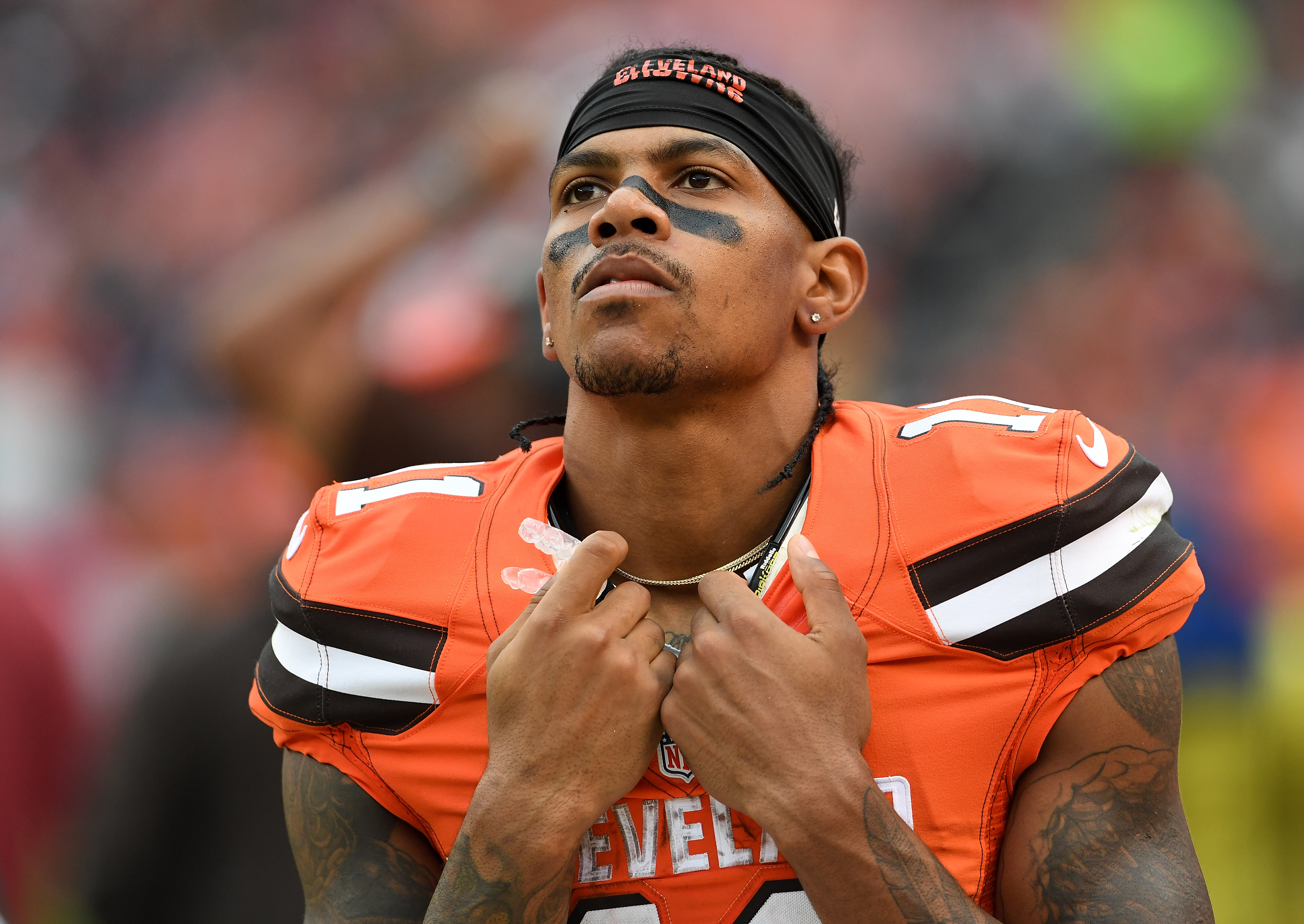 Former Browns WR Terrelle Pryor stabbed in Pittsburgh