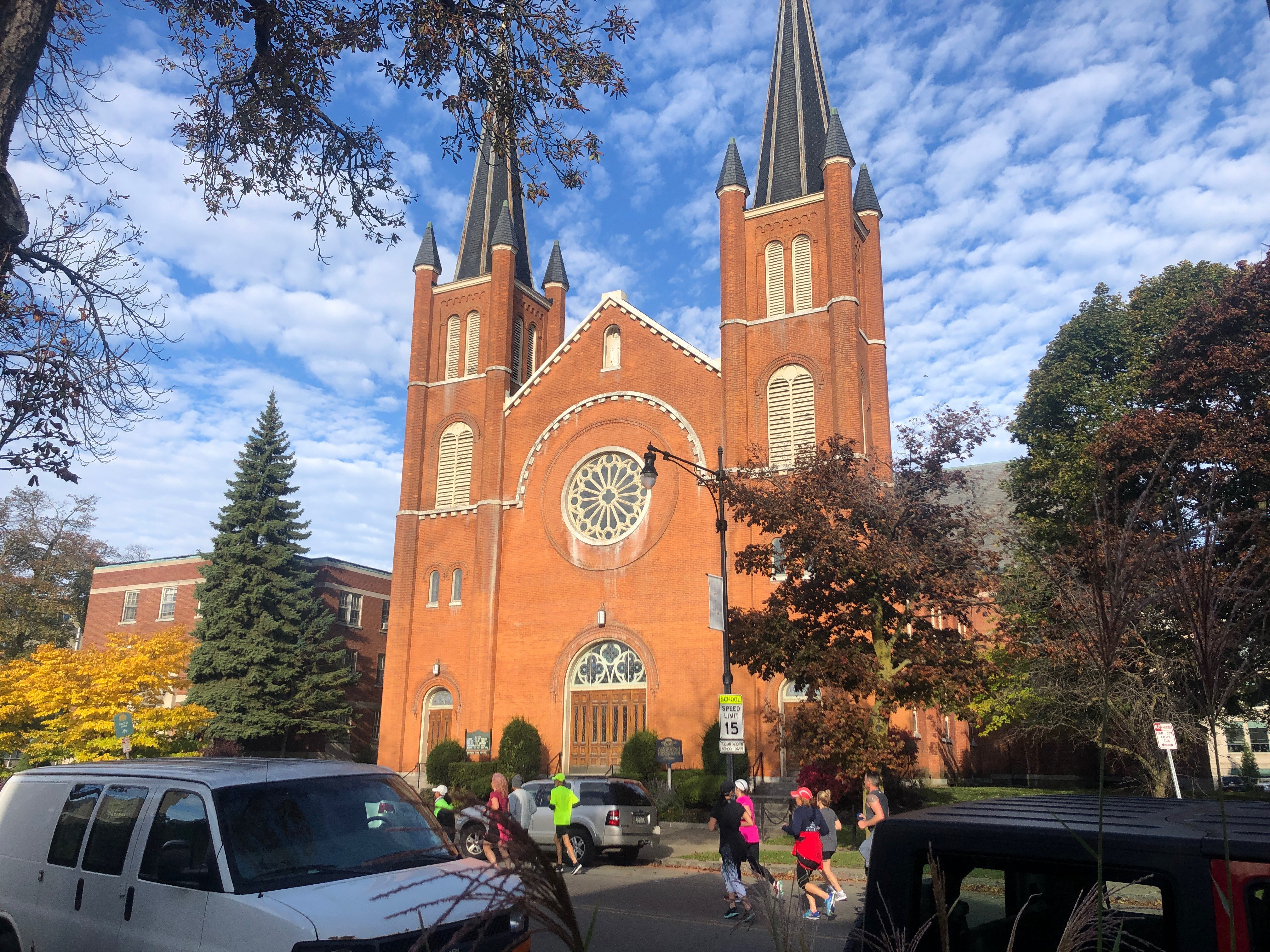 Holy Angels Church In Buffalo Set To Close In July 2020
