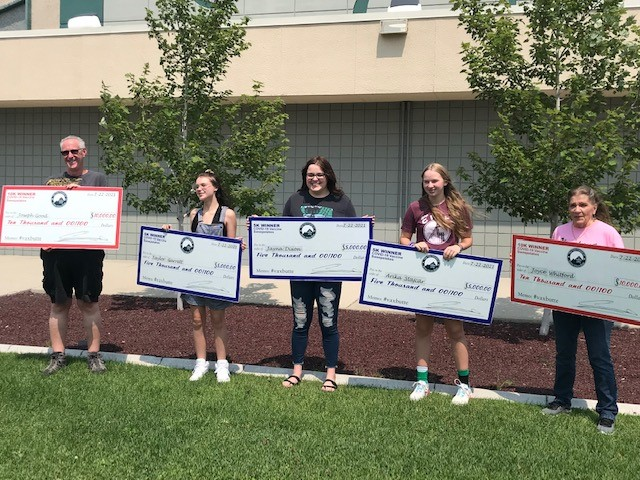 Fifth group of weekly winners took home $35K in most recent Butte-Silver Bow COVID-19 Vaccine Sweepstakes