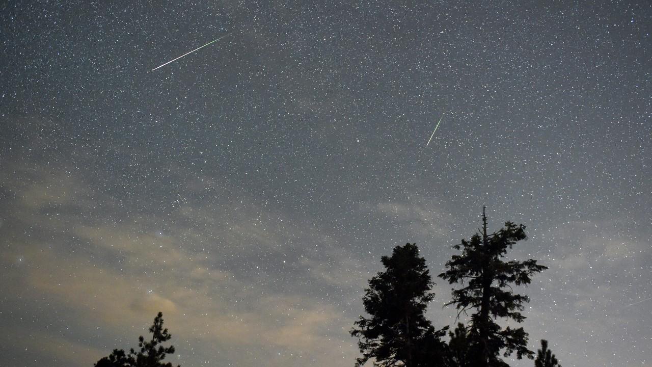 The first meteor shower of 2019 peaks this week